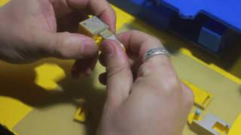 Шарнирная рука робота, 3D печать. Трансформеры. Конструктор.