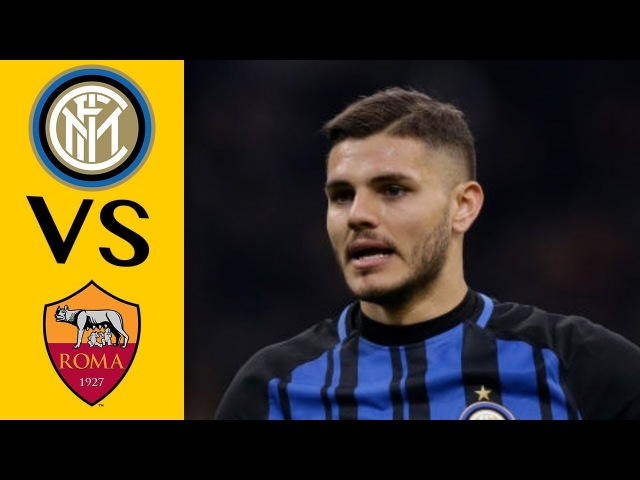 21.01.2018 Inter 1-1 Roma, Serie A, giornata 21