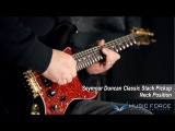 MusicForce James Tyler Japan The Black Classic Lv. 3 (Ex. Dann Huff Classic) Demo