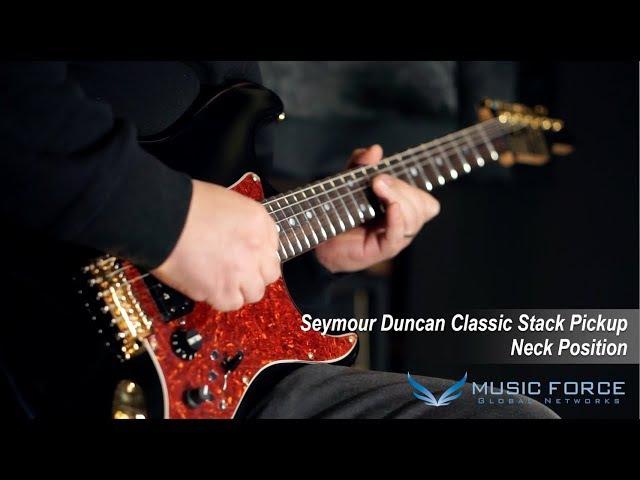 [MusicForce] James Tyler Japan The Black Classic Lv. 3 (Ex. Dann Huff Classic) Demo