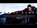 Человек из стали - 2013 Дублированный трейлер Man of Steel HD