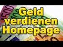 Mit Homepage Geld verdienen / Homepage Werbung / Einfach Homepage erstellen Tutorial HD 720p