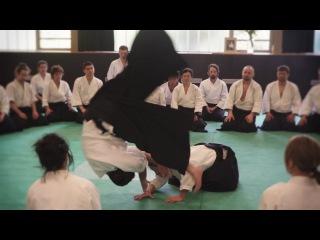 Aikido: Yoko Okamoto Sensei