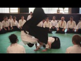 Aikido: Yoko Okamoto Sensei Berlin 2017