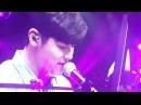 180224 [LIVE Fancam Full HD] Kang Min Hyuk 강민혁 [CNBLUE] - รักเธอ LOVE YOU [Cover Thai Song]
