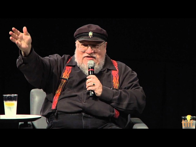 GEORGE R.R. MARTIN | Master Class | Higher Learning