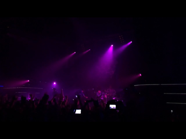 Enter Shikari - Destabilise (Part) [Minsk, 25.09.15]