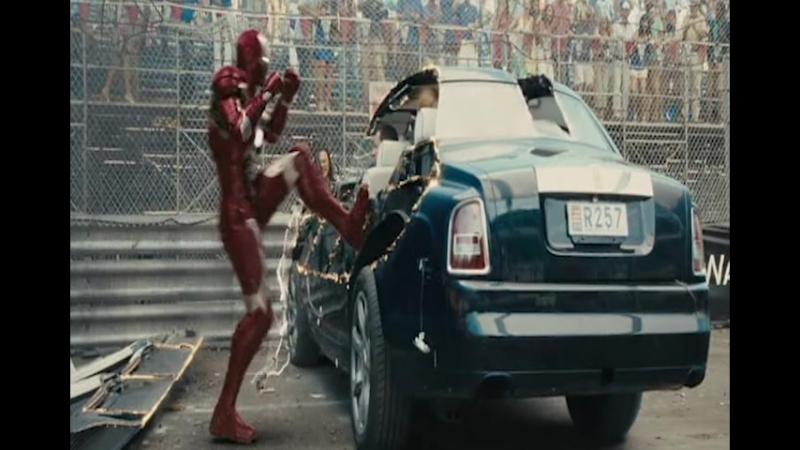 Нарезка 1 Марвел. Железный человек. Marvel. Iron man