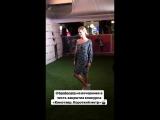Наталья Бардо на вечеринке в честь закрытия конкурса