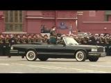 Кадры с генеральной репетиции парада Победы в Москве