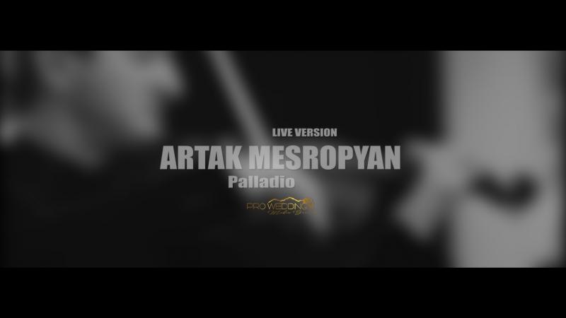 Скрипач Артак Месропян Artak Mesropyan Palladio Official Video Music Live Version