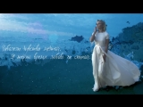 Полина Гагарина - Камень на сердце (Lyric Video) Стихи: Михаил Гуцериев