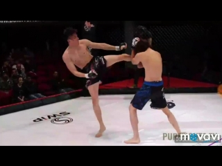 My fight to SlamFc 11 Mai Domo.