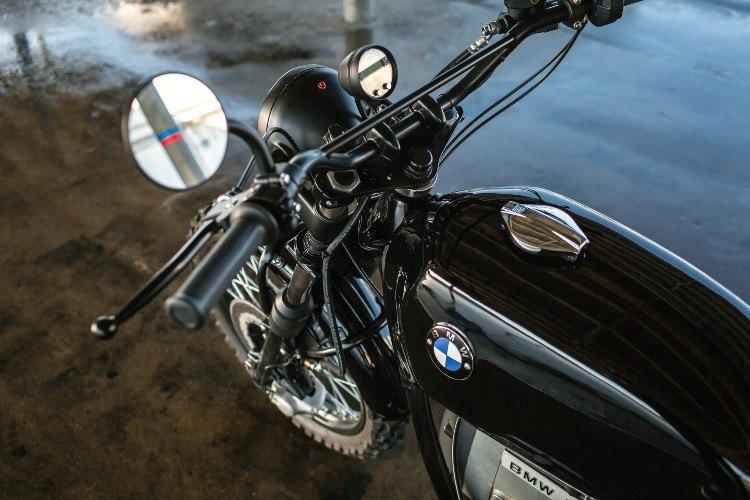 Kern + Hyde: скрэмблер BMW R100