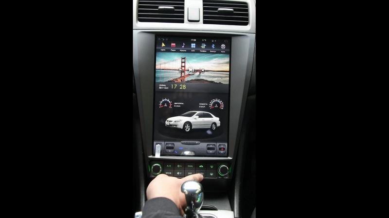 Тесла Хонда Аккорд 7 ч.1