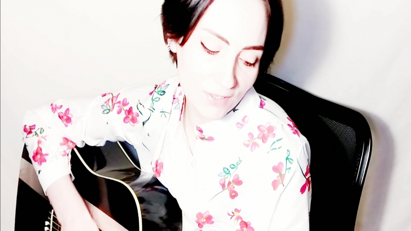 Lumiere She's the one cover Robbie Williams acoustic