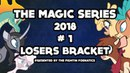 The Magic Series 1 Losers Bracket Them's Fightin' Herds Early Access Tournament