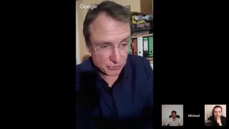 Im Gespräch Mit Islamkritiker Michael Stürzenberger