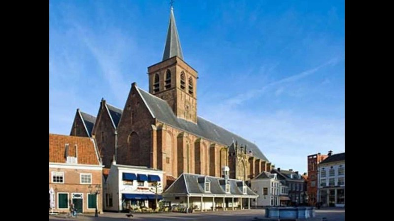 Orgel 2 trompetten: Bist Du Bei Mir - J.S. Bach (Harrie, Marcel, Pim)