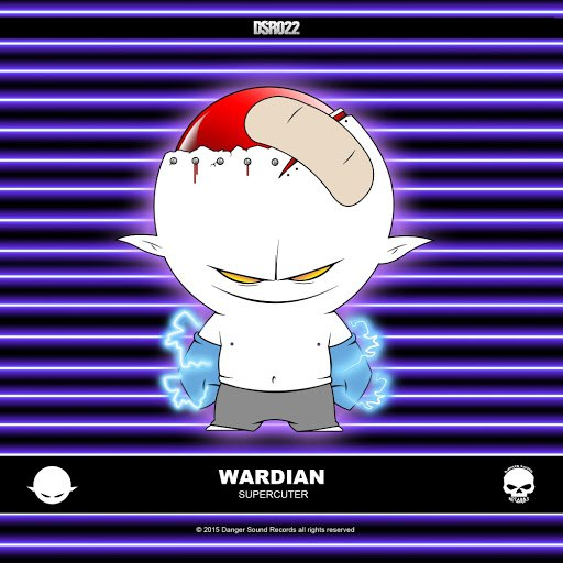 Wardian альбом Supercuter
