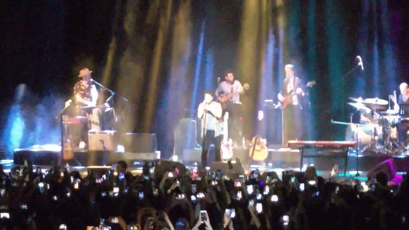 Cough syrup - darren criss, mexico city (sat)