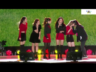 171029 Red Velvet - Red Flavor, Talk & Rookie @ Busan One Asia Festival