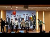 UNB - Feeling - Jun focus (Fanmeeting at  Dangsan TCC Art Center ) 29.04.18