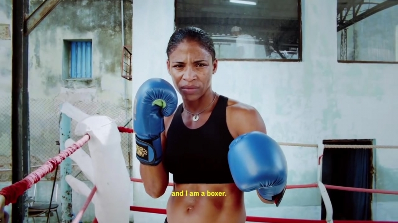Cubas One-Woman Boxing Revolution
