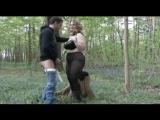 Парень познакомился и трахнул зрелую толстушку в лесу, hot bbw fuck chubby mature saggy incest (Инцест со зрелыми мамочками 18+)