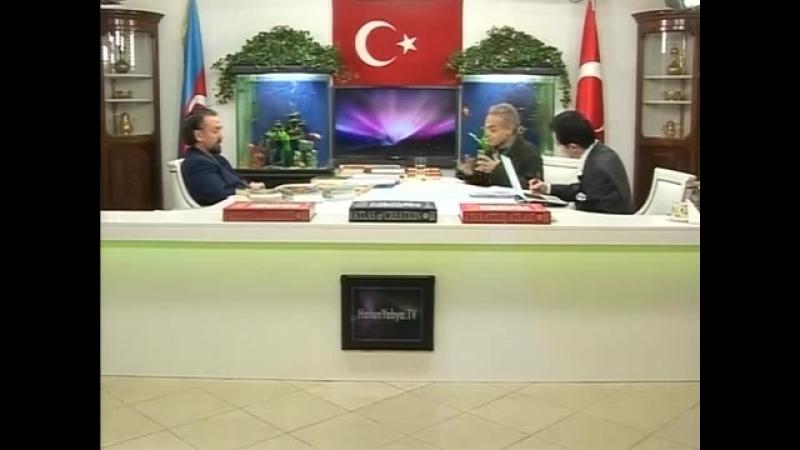 SN. ADNAN OKTARIN AMERICAN PUBLIC TV RÖPORTAJI-1 (2009.12.24)