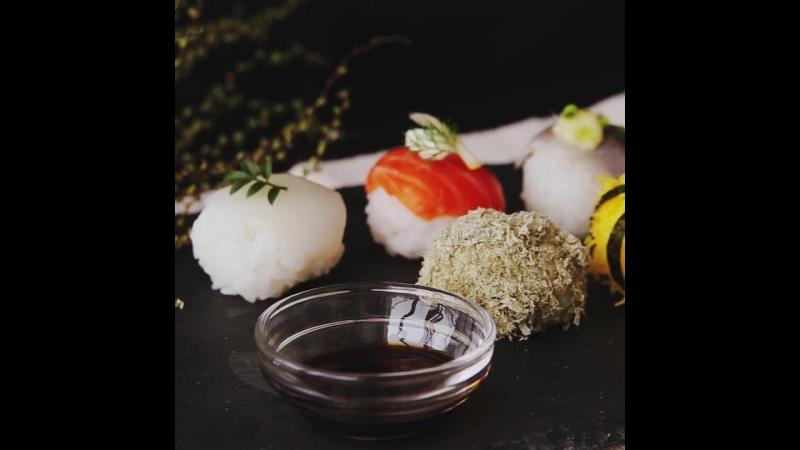 Лайфхак приготовления суши