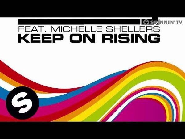 Ian Carey feat. Michelle Shellers - Keep On Rising 2008 (Radio Mix)