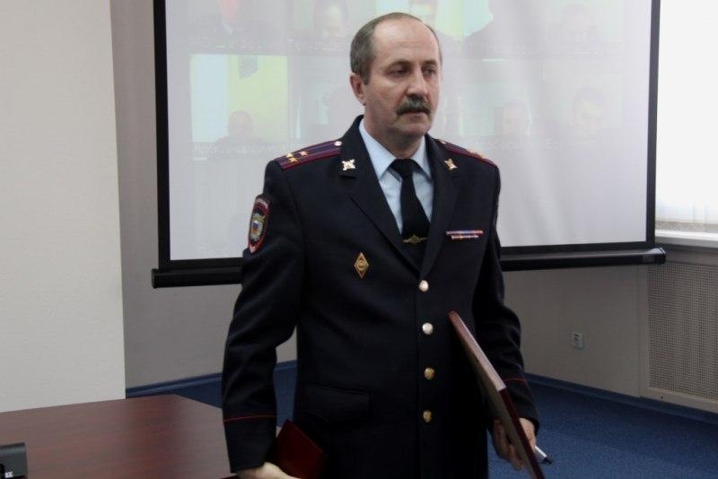 Полковник полиции Сергей Ерохин возглавил Томский кадетский корпус