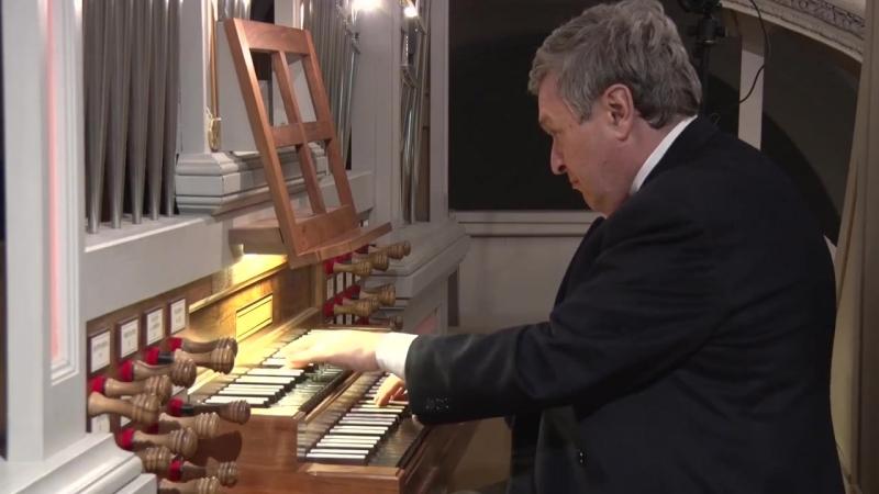 767 J S Bach Partite diverse sopra O Gott du frommer Gott BWV 767 Valter Savant Levet