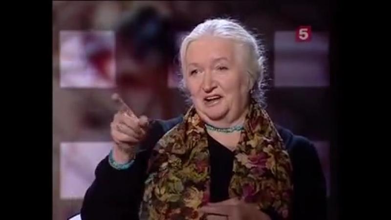 Татьяна Черниговская.Можно ли считать интуицию особым способом мышления?
