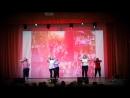 Танец-повторялка Колёсики. Вожатые ОКБерёзка