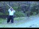 Aikido Technique 7 Ken Suburi Saito Hitohira Sensei Iwama Aikido