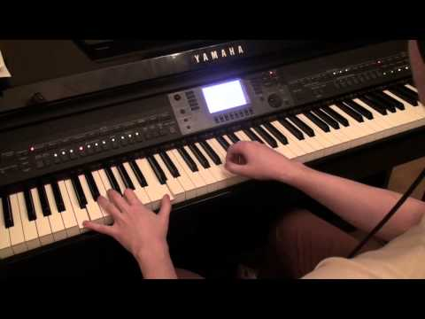 Lord of The Rings Medley - Piano Cover