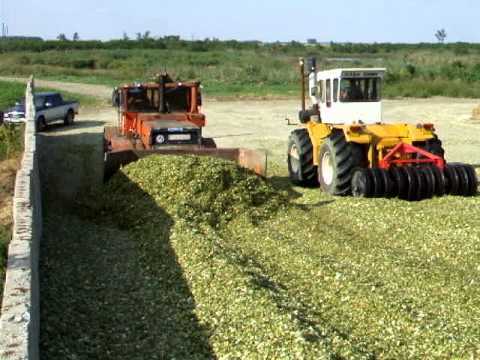 Silage making 2