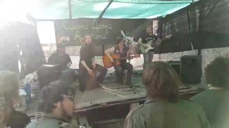 Пепел событий - Козёл (Фестиваль Генератор 2017, малая сцена)