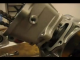 Полная сборка двигателя китайского мопеда ( альфа_дельта)