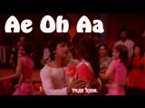 Ae Oh Aa_Zara Mudke Mila Aankhein - Mithun - Kim - Disco Dancer (рус.суб.)