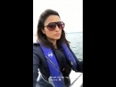 [Video] @ParineetiChopras new Instagram story , Shes bored while @arjunk26 is shooting