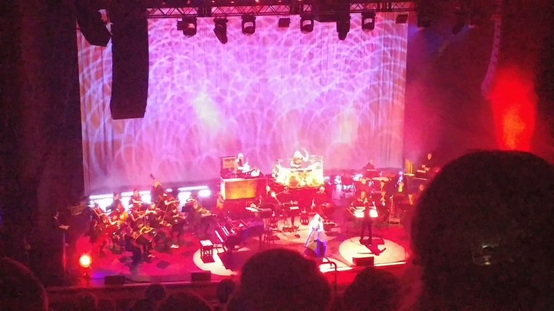 Evanescence - Bring Me To Life - Synthesis Orchestra @ Royal Festival Hall, London (Live, Mar 18)