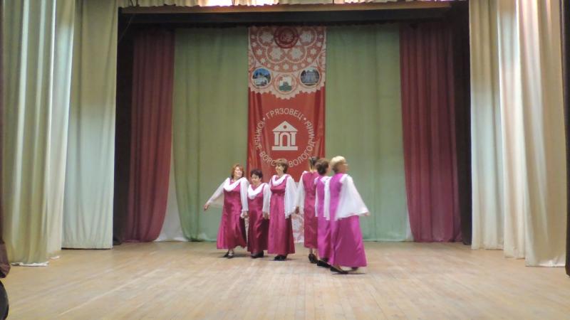 Филантроп Русский народный танец