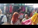 встреча на рынке Анджуны Путешествия с Еленой Симоненко