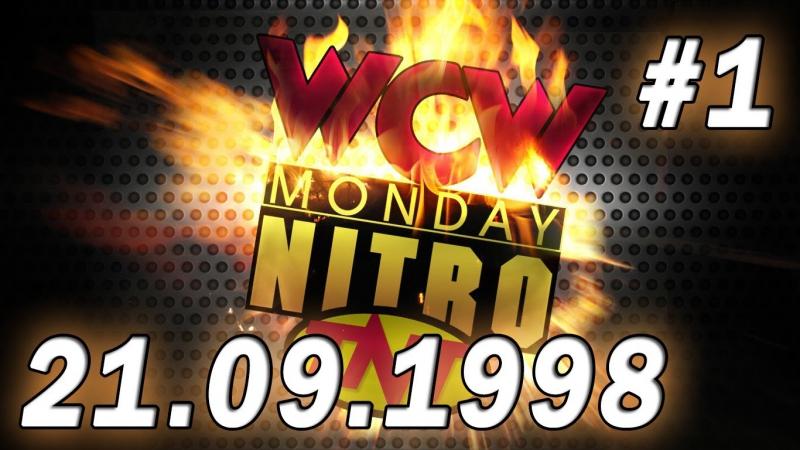 WCW Nitro Review 1. 21/09/1998