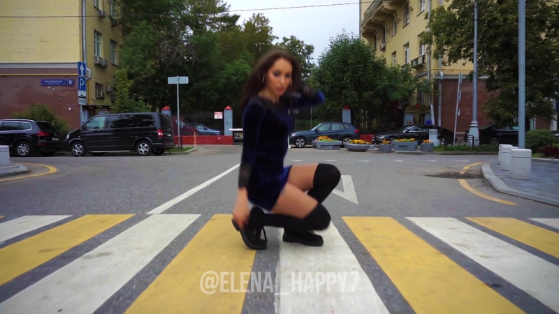 Twerk Bootydance Танец Тверк Москва Чебоксары / Elena Studencova @elena_happy7