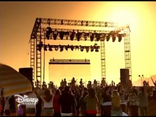 Jonas Brothers — L.A. Baby (Канал Disney)