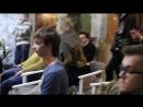Олег Рыбалка, Татьяна Бурова, Алексей Кот, Даша - отчётный концерт 27.12